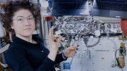 Cold Atom Lab NASA Astronaut Christina Koch