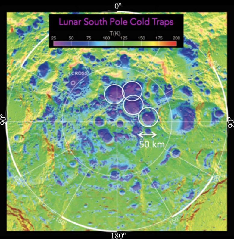 Cold Traps on the Moon