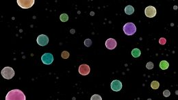 Colored Version of Nanoparticles