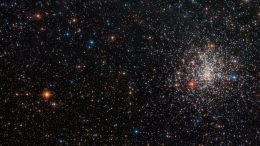 Colourful Globular Cluster NGC 2108