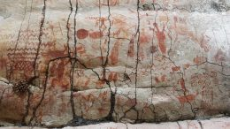 Columbian Amazon Rock Art
