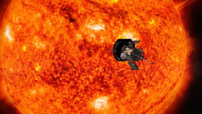 Public Invited to Come Aboard NASA's First Mission to Touch the Sun