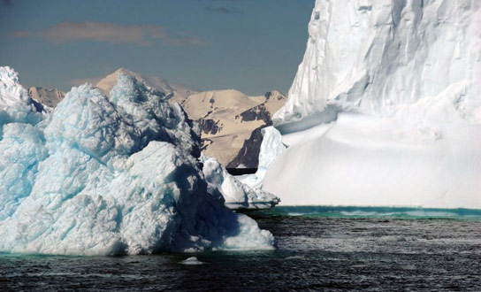 Computer Simulations Show Ice Melting in East Antarctica Yields Unstoppable Sea Level Rise