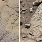 Conditions on Mars Once Suited for Life