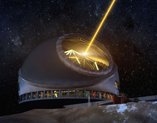 Construction to Begin on the Thirty Meter Telescope