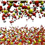 Controlling Chemical Binding Properties Improves Structurally Complex Materials like Concrete