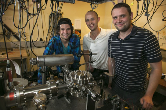 Cooling Technique May Be a Stepping Stone to Quantum Computing