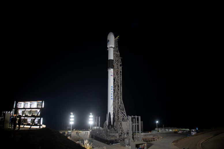 Copernicus Sentinel-6 Almost Time for Liftoff