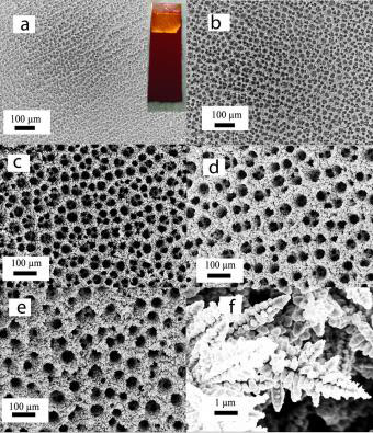 Copper Foam Could Provide a New Way of Converting Excess CO2 into Useful Industrial Chemicals