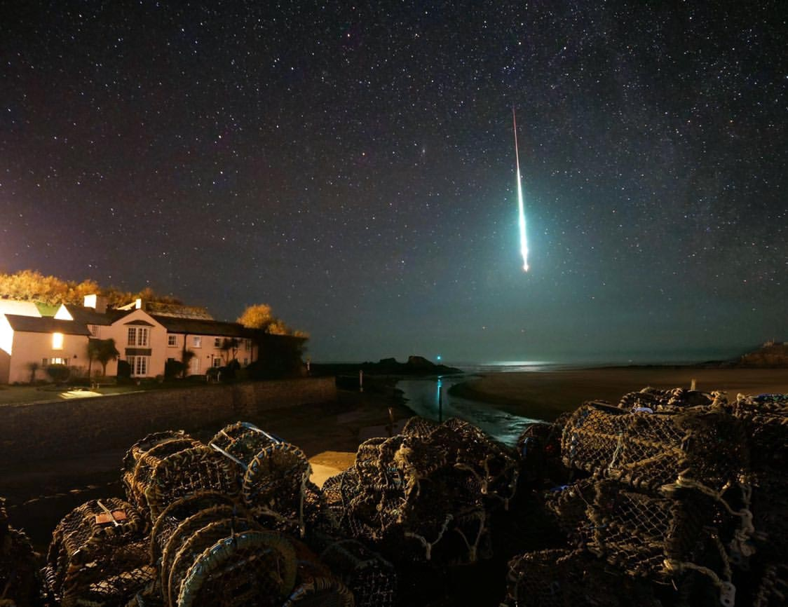 Cosmic Fireball Lights Up the Entire Coast Near Seaside Town – Here's What Happened - SciTechDaily