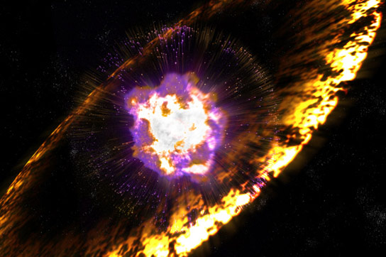 Cosmic-rays-come-from-exploding-stars