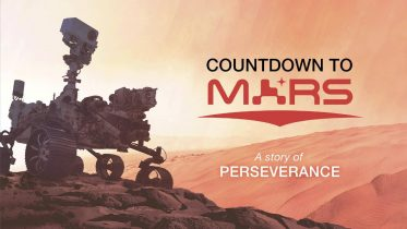 Countdown to Mars Perseverance