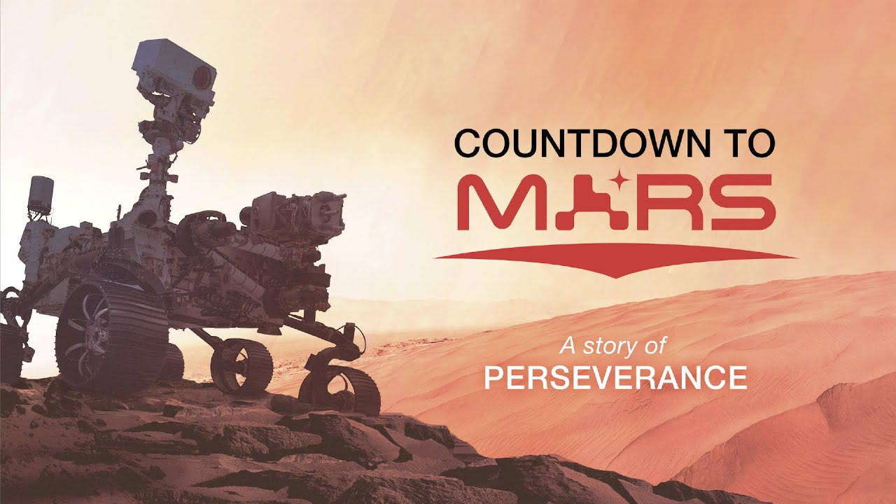 Countdown to Mars: A Story of Perseverance (Mars 2020 ...