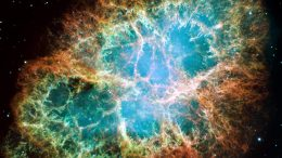 Crab Nebula Messier 1