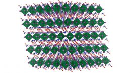 Crystal Structure Two Dimensional Hybrid Perovskite