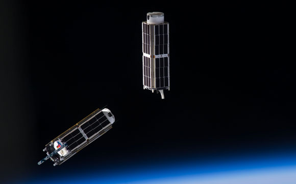 CubeSats Provide New Opportunities for Space Science