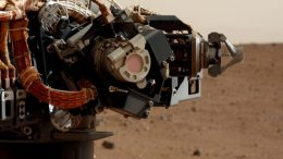 Curiosity Begins Arm-Work Phase