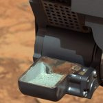 Curiosity Confirms First Drilled Mars Rock Sample