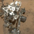 Curiosity Finds Water Molecules on Mars