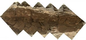 Curiosity Rover Inspects Unusual Bedrock on Mars