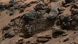 Curiosity Rover Peels Back Layers on Ancient Martian Lake