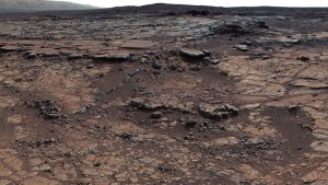 Curiosity Rover Sharpens Paradox of Ancient Mars