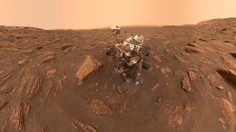 Curiosity Rover is on the Move Again