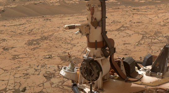 Curiosity Weather Data Bolsters Case for Brine