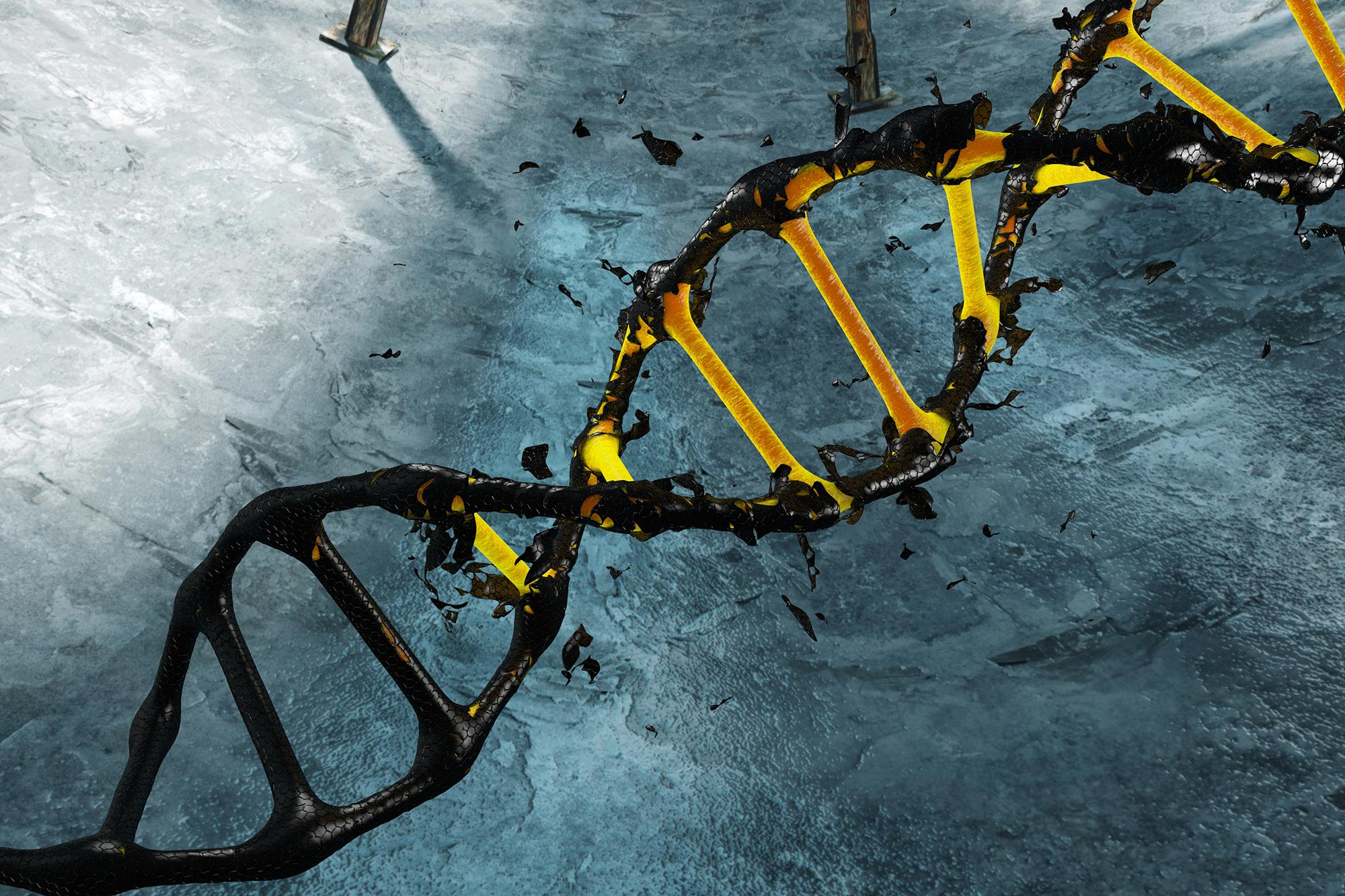 Genetic Predisposition to Severe COVID-19 Discovered by Russian Researchers