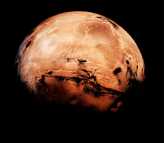 DNA Sequencing Microchip for Detecting Life on Mars