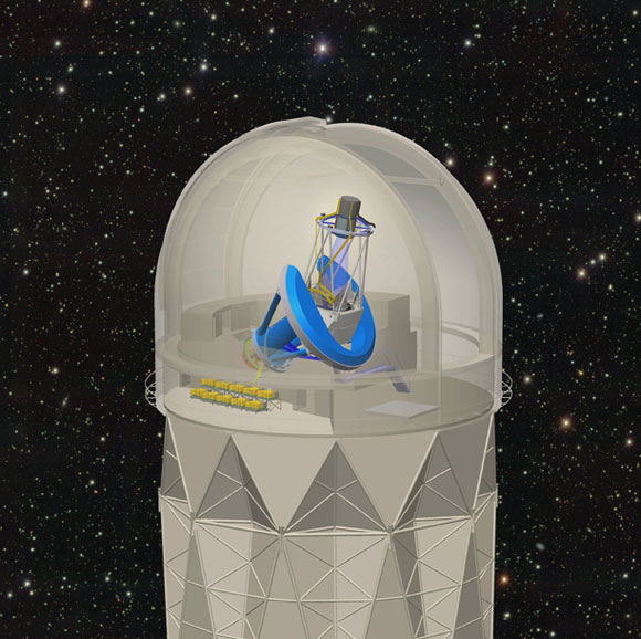 Dark Energy Probe Achieves its Next Major Milestone