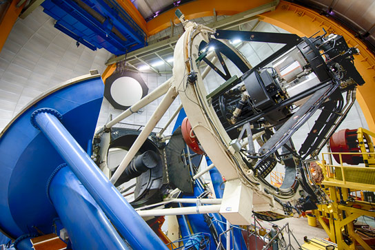 Dark Energy Survey Five Year Mission Begins