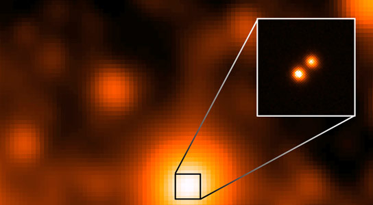 Data Reveals Failed Stars May Harbor a Planet