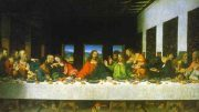 Da Vinci's Last Supper Threatened By Air Pollution