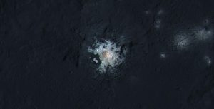 Dawn Identifies Age of Ceres' Brightest Area