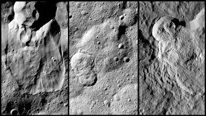 Dawn Images Show Landslides on Ceres Reflect Ice Content
