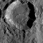 Dawn ImagesShow New Details On Ceres