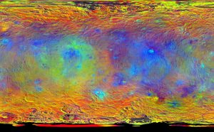 Dawn Reveals New Maps and Insights about Ceres