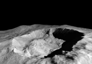 Dawn Reveals Recent Changes on the Surface of Ceres