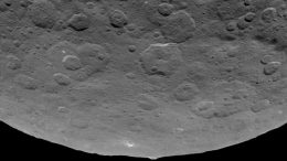 Ceres Spots Remain a Mystery in Latest Dawn Images