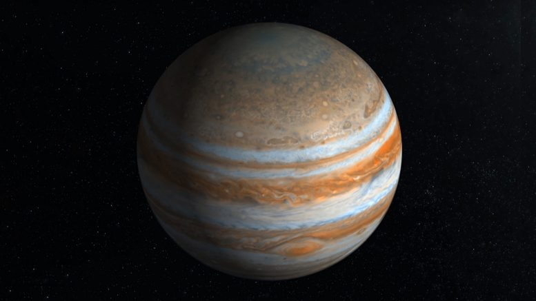 Deep Cloud Structure of Jupiter's Great Red Spot