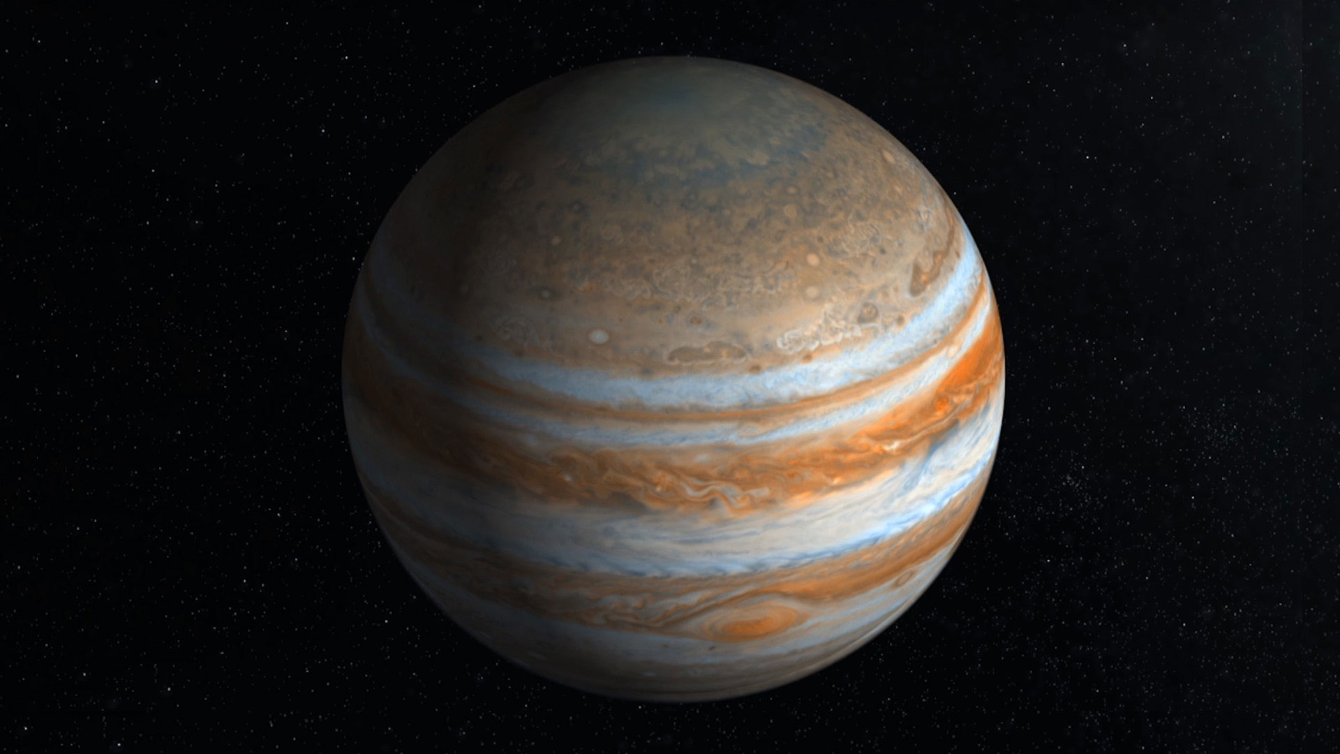 Scientists Find Evidence of Water in Jupiter's Great Red Spot