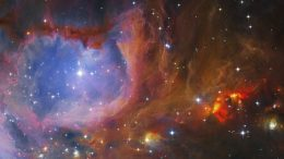 Deep Space Photo Reveals New Details of Orion Nebulae