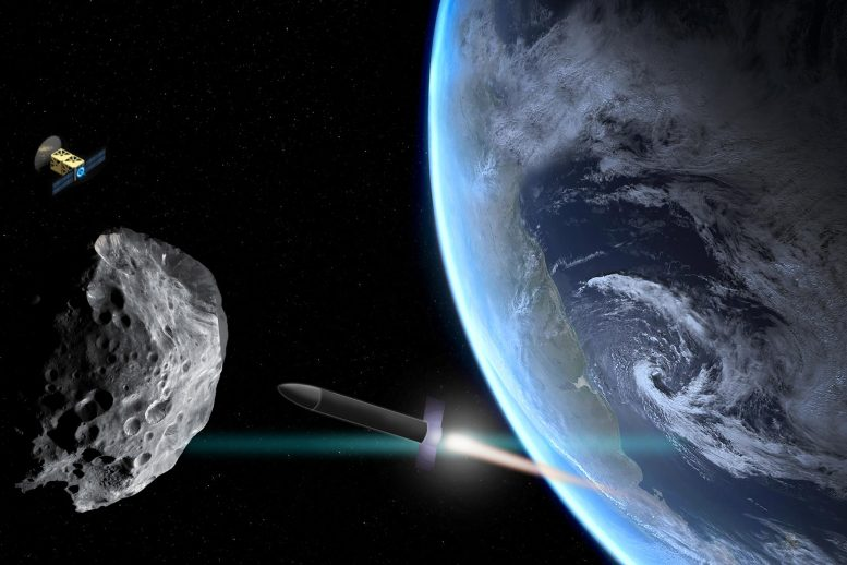 Deflect Asteroid