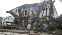 Destruction Caused by Hurricane Katrina