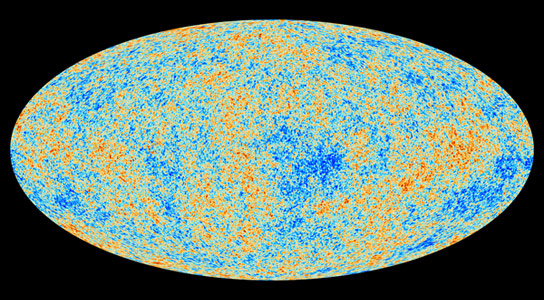 Detailed Map of the Oldest Light in the Universe