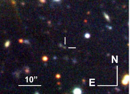 Detection of Shock-Breakout Emission from a Cosmological γ-Ray Burst