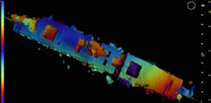 Determining Radiation Safety for Sunken-Ship Archaeology
