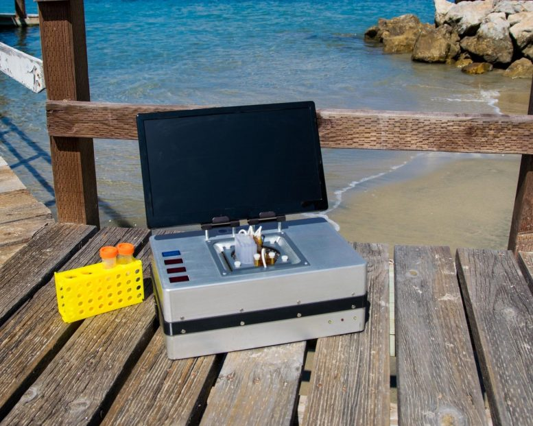 Device Detect Signs of Extraterrestrial Life