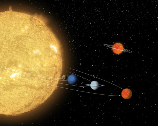 Diamond Super Earth Not as Precious as Previously Thought